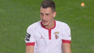 SC Braga, Jogada, Lazar Rosić aos 45'+1'