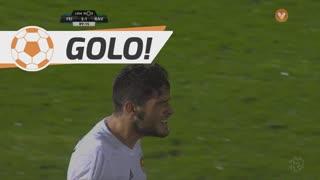 GOLO! Rio Ave FC, Gonçalo Paciência aos 90', CD Feirense 2-1 Rio Ave FC
