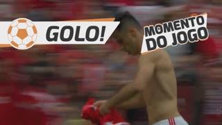 GOLO! SL Benfica, Jonas aos 44', SL Benfica 4-0 Vitória SC