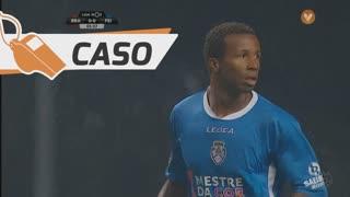 CD Feirense, Caso, Sérgio Semedo aos 6'