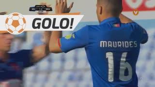 GOLO! Os Belenenses, Maurides aos 22', Os Belenenses 1-2 SC Braga