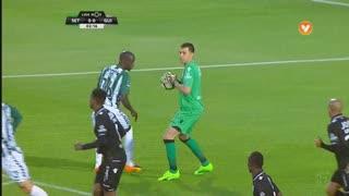Vitória FC, Jogada, Nuno Pinto aos 2'