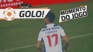 GOLO! FC Porto, Corona aos 90'+1', Estoril Praia 0-2 FC Porto