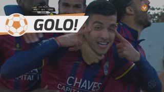 GOLO! GD Chaves, Rodrigo Battaglia aos 55', FC P.Ferreira 0-1 GD Chaves