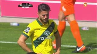 FC P.Ferreira, Jogada, Ricardo Valente aos 22'