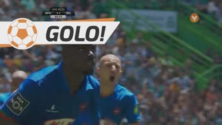 GOLO! Belenenses, Camará aos 65', Sporting CP 1-1 Belenenses