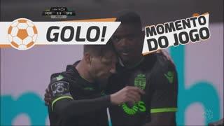 GOLO! Sporting CP, Adrien Silva aos 73', Moreirense FC 2-3 Sporting CP