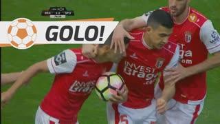 GOLO! SC Braga, Rui Fonte aos 79', SC Braga 2-2 Sporting CP