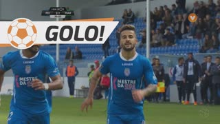 GOLO! CD Feirense, Tiago Silva aos 30', CD Feirense 2-1 Marítimo M.