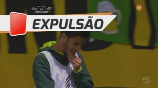 FC P.Ferreira, Expulsão, Gleison aos 32'