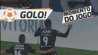 GOLO! Vitória SC, Hernâni aos 64', Vitória FC 0-1 Vitória SC