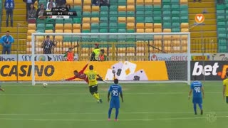 FC P.Ferreira, Jogada, Luiz Phellype aos 77'