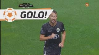 GOLO! Vitória FC, André Claro aos 30', SC Braga 0-1 Vitória FC