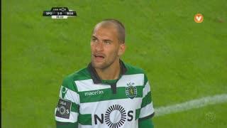 Sporting CP, Jogada, Bas Dost aos 35'