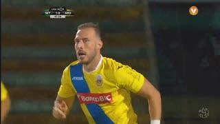 FC Arouca, Jogada, J. Velázquez aos 48'