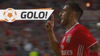 GOLO! SL Benfica, Salvio aos 64', SL Benfica 2-0 FC P.Ferreira