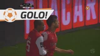 GOLO! SC Braga, Rui Fonte aos 16', SC Braga 1-0 FC P.Ferreira
