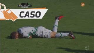 Moreirense FC, Caso, Roberto aos 57'