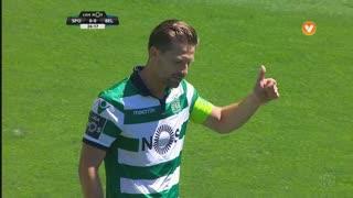 Sporting CP, Jogada, Adrien Silva aos 27'