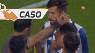 FC Porto, Caso, Felipe aos 5'