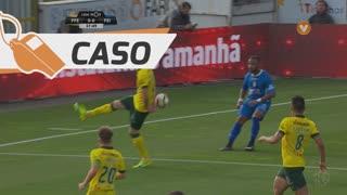 FC P.Ferreira, Caso, Miguel Vieira aos 38'