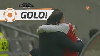 GOLO! SC Braga, N. Stojiljkovi? aos 37', SC Braga 2-0 CD Nacional