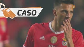 SL Benfica, Caso, Samaris aos 2'