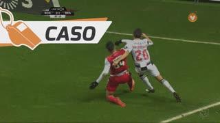 Boavista FC, Caso, Edu aos 37'