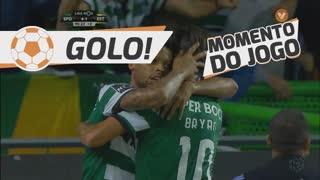 GOLO! Sporting CP, André aos 90'+1', Sporting CP 4-1 Estoril Praia
