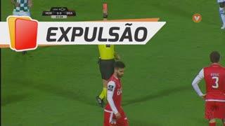 SC Braga, Expulsão, Lazar Rosić aos 24'