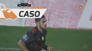 SL Benfica, Caso, Salvio aos 61'
