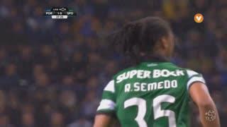 Sporting CP, Jogada, Rúben Semedo aos 28'