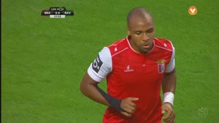 SC Braga, Jogada, Wilson Eduardo aos 22'