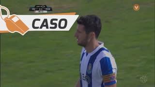 CD Feirense, Caso, A. Karamanos aos 48'