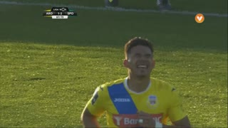 FC Arouca, Jogada, Walter González aos 61'