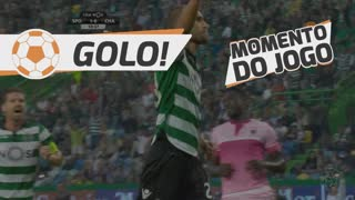 GOLO! Sporting CP, Bas Dost aos 11', Sporting CP 1-0 GD Chaves