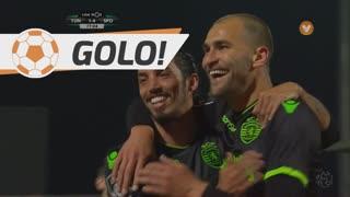 GOLO! Sporting CP, Bas Dost aos 77', CD Tondela 1-4 Sporting CP