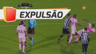 Vitória SC, Expulsão, Rúben Ferreira aos 90'+4'