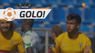 GOLO! Estoril Praia, Matheus Índio aos 10', Estoril Praia 1-0 Moreirense FC