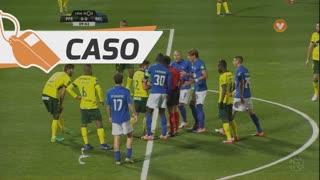 Belenenses, Caso, Vitor Gomes aos 9'