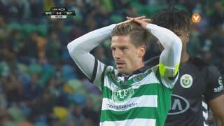 Sporting CP, Jogada, Adrien Silva aos 6'