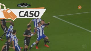 FC Porto, Caso, André Silva aos 62'