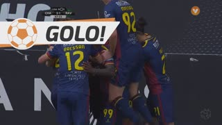 GOLO! GD Chaves, Pedro Tiba aos 68', GD Chaves 2-1 Rio Ave FC
