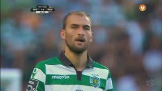 Sporting CP, Jogada, Bas Dost aos 46'