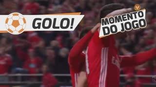 GOLO! SL Benfica, Pizzi aos 32', SL Benfica 1-0 Moreirense FC