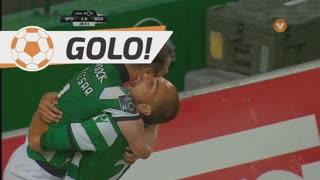 GOLO! Sporting CP, Bas Dost aos 29', Sporting CP 2-0 Boavista FC