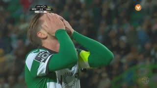 Sporting CP, Jogada, Adrien Silva aos 63'