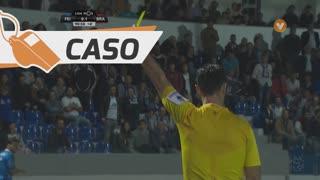 CD Feirense, Caso, Hugo Seco aos 90'+1'