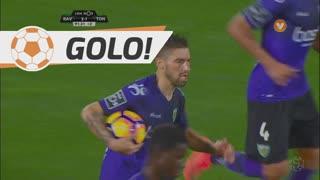 GOLO! CD Tondela, Bruno Monteiro aos 90'+2', Rio Ave FC 2-1 CD Tondela