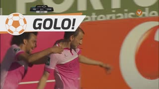 GOLO! GD Chaves, Bressan aos 44', CD Feirense 0-1 GD Chaves